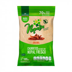 Nopalia original Churritos 100g - Nopalia