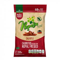 Nopalia chipotle Churritos 100g - Nopalia