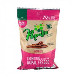 Nopalia habanero Churritos 100g - Nopalia