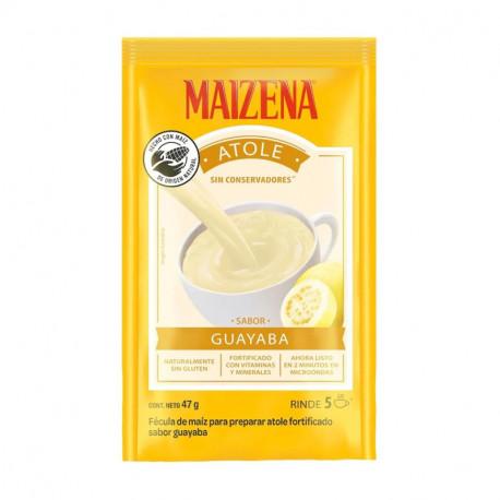 Atole Maizena sabor guayaba 47g - Maizena