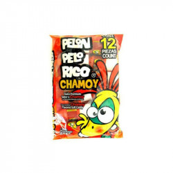 Pelon pelo rico sabor a chamoy 12uds - Hershey