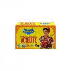 Axiote sin colorante 110g - La Anita