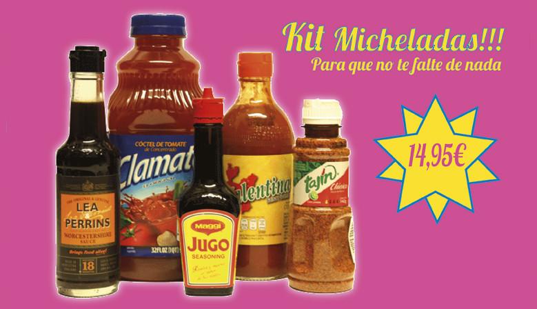 Kit Micheladas
